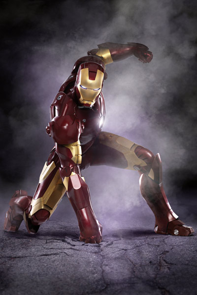 Iron Man : Photo Robert Downey Jr.