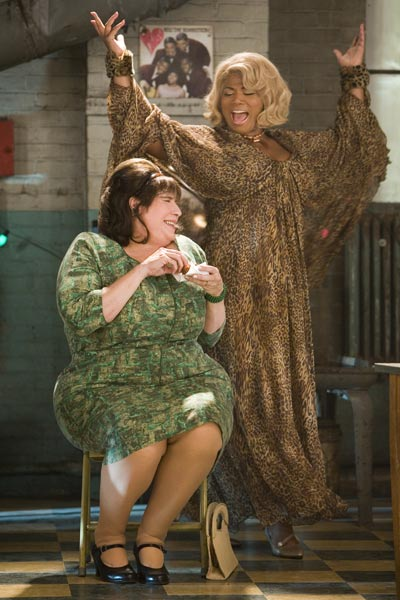 Hairspray : Photo Adam Shankman, John Travolta, Queen Latifah