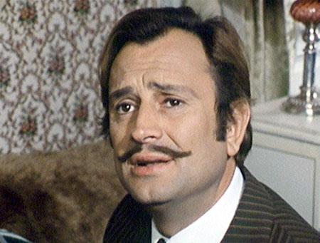 Arsène Lupin : Photo Georges Descrières