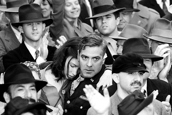 The Good German : Photo Cate Blanchett, George Clooney