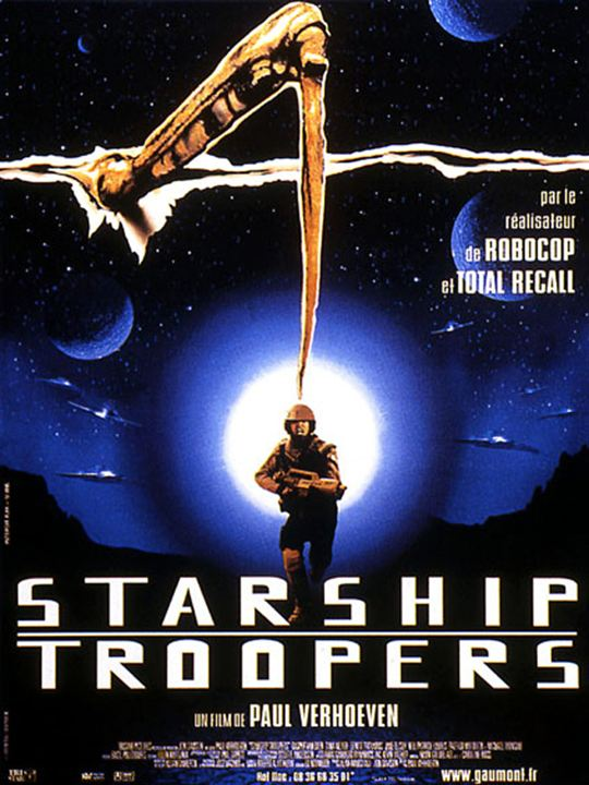 STARSHIP TROOPERS – VF –