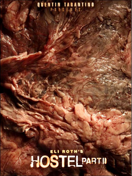 Hostel - Chapitre II : affiche Eli Roth