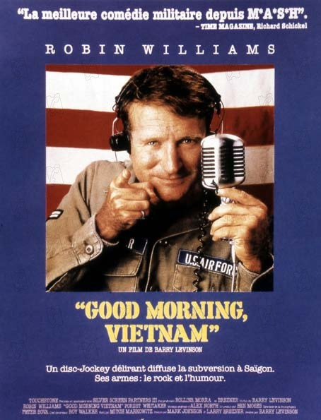 Good Morning Vietnam Kanye : Photo du film good morning vietnam sur