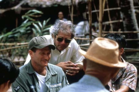 Good Morning, Vietnam : Photo Barry Levinson, Robin Williams