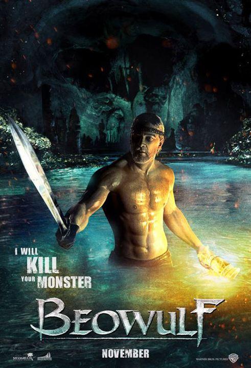 La Légende de Beowulf : Affiche Ray Winstone
