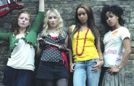 Totally Frank : Photo Bryony Afferson, Hayley Wardle, Helena Dowling, Lauren Blake