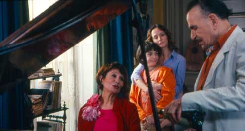 Suzanne : Photo Claude Perron, Guesch Patti, Jean-Pierre Kalfon, Viviane Candas