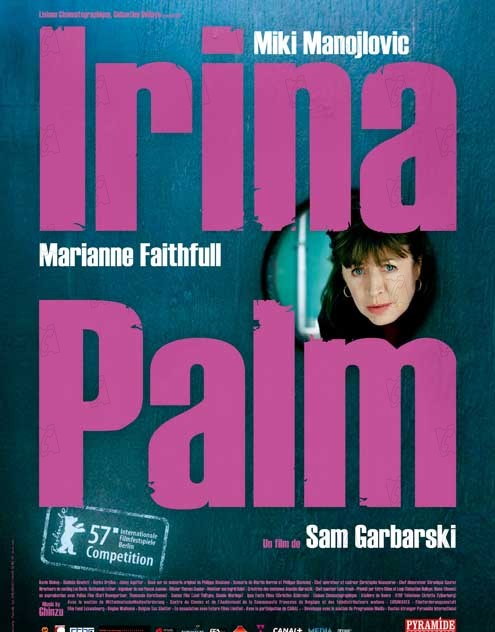 Irina Palm : photo Sam Garbarski