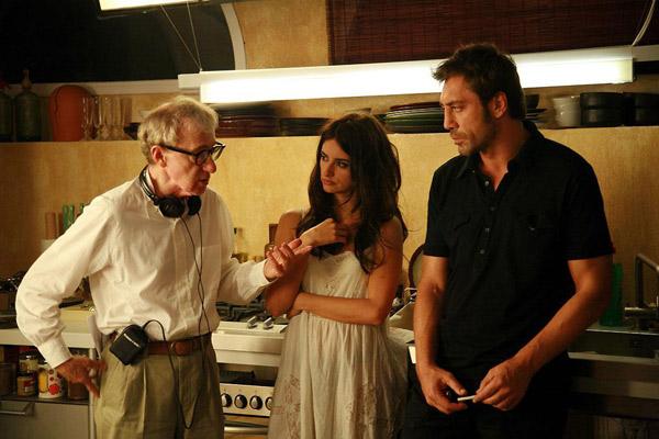 Vicky Cristina Barcelona : Photo Javier Bardem, Penélope Cruz, Woody Allen