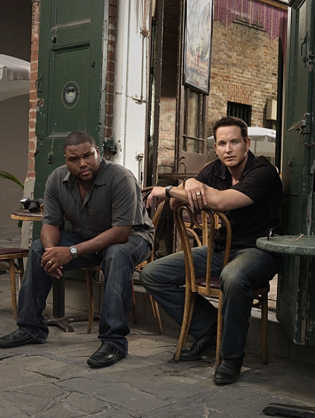 K-Ville : Photo Anthony Anderson, Cole Hauser