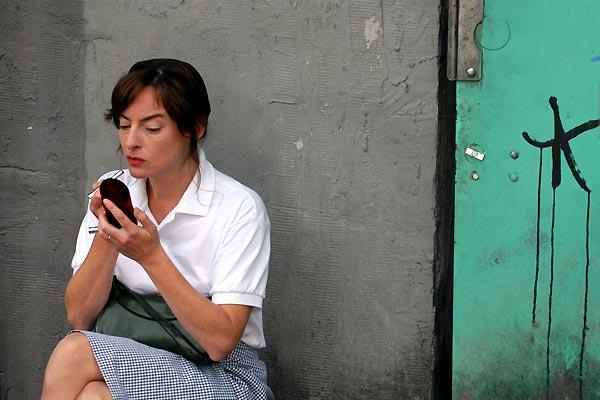 La Capture : Photo Carole Laure, Catherine de Léan