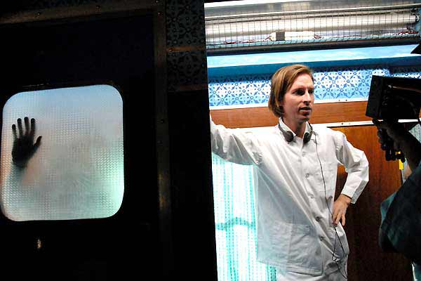 A bord du Darjeeling Limited : Photo Wes Anderson
