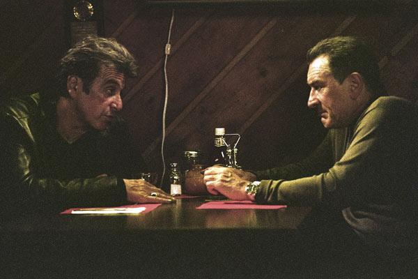 La Loi et l'ordre : Photo Al Pacino, Jon Avnet, Robert De Niro