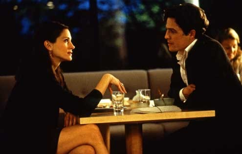 Coup de foudre à Notting Hill : Photo Hugh Grant, Julia Roberts, Roger Michell