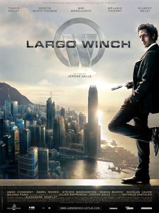 Largo Winch : Affiche