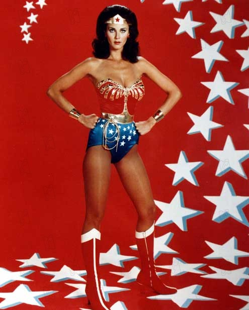 Wonder Woman : Photo Lynda Carter