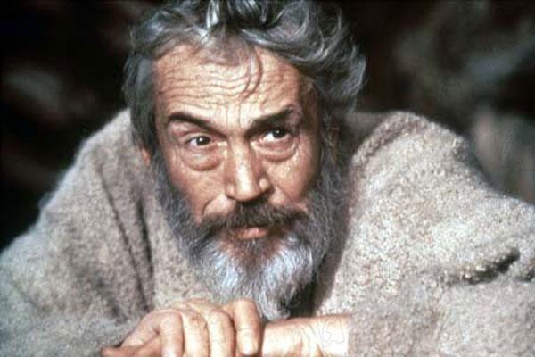 La Bible : Photo John Huston