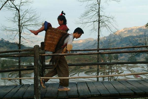 Le Soleil se lève aussi : Photo Jiang Wen
