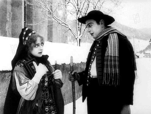 Romeo und Julia im Schnee : Photo Gustav von Wangenheim, Lotte Neumann