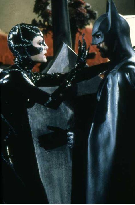 Batman, le défi : Photo Michael Keaton, Michelle Pfeiffer
