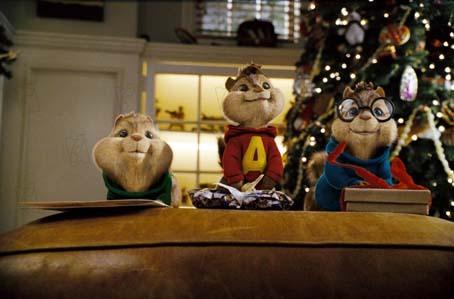 Alvin et les Chipmunks : Photo Tim Hill