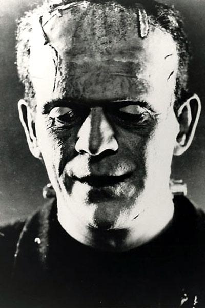 Frankenstein : Photo Boris Karloff, James Whale