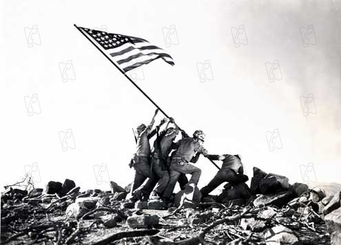 Iwo-Jima : Photo Allan Dwan, John Wayne