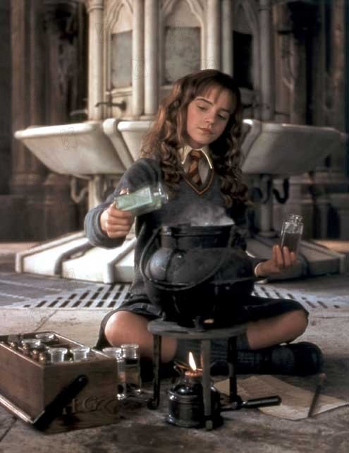 Harry Potter et la chambre des secrets : Photo Emma Watson