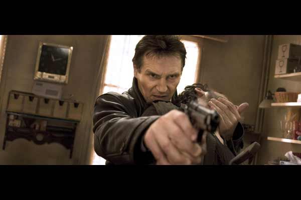 Taken : Photo Liam Neeson, Pierre Morel
