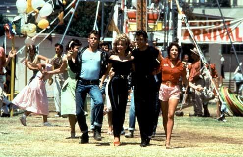Grease : Photo John Travolta, Olivia Newton-John, Stockard Channing