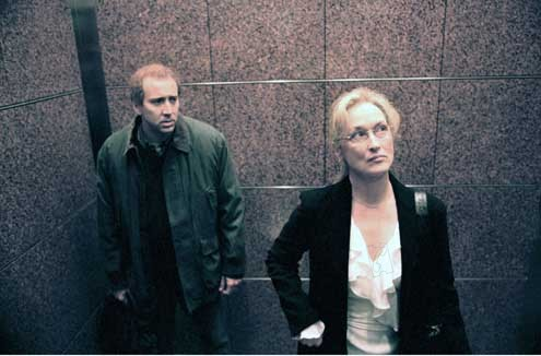Adaptation. : Photo Meryl Streep, Nicolas Cage, Spike Jonze