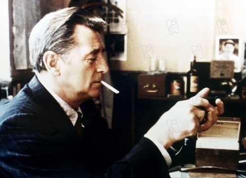 Adieu, ma jolie : Photo Dick Richards, Robert Mitchum