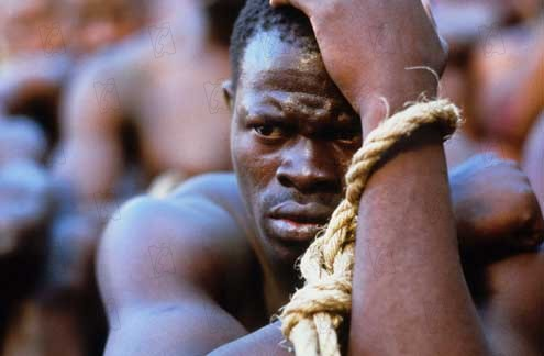 Amistad : Photo Djimon Hounsou