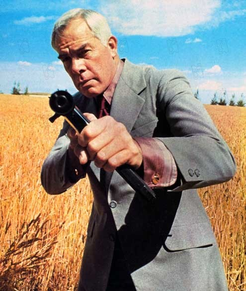 Carnage : Photo Lee Marvin, Michael Ritchie