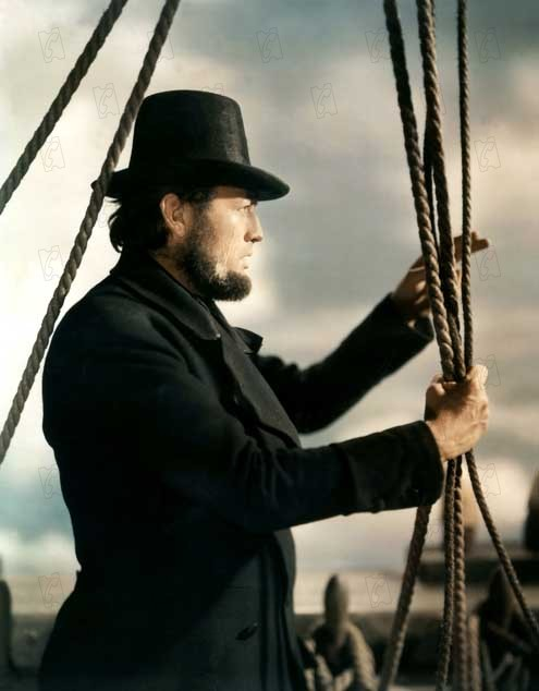 Moby Dick 1956 with Gregory Peck -