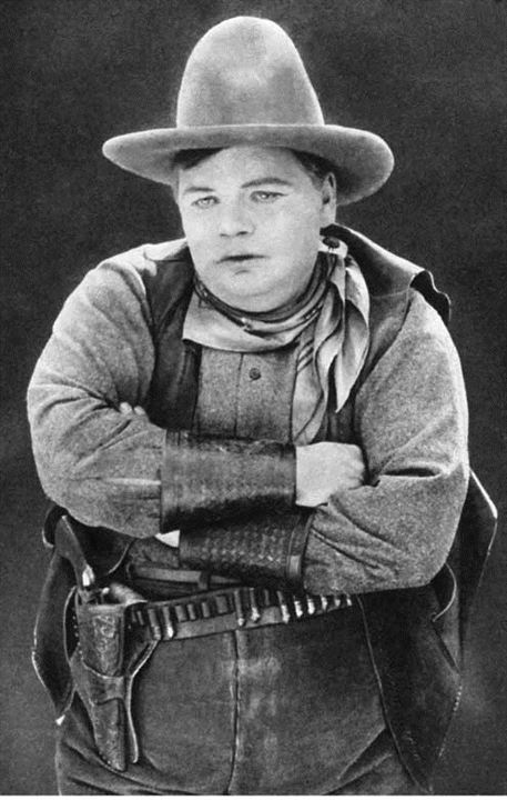 "The Round-Up : Photo George Melford, Roscoe ""Fatty"" Arbuckle"