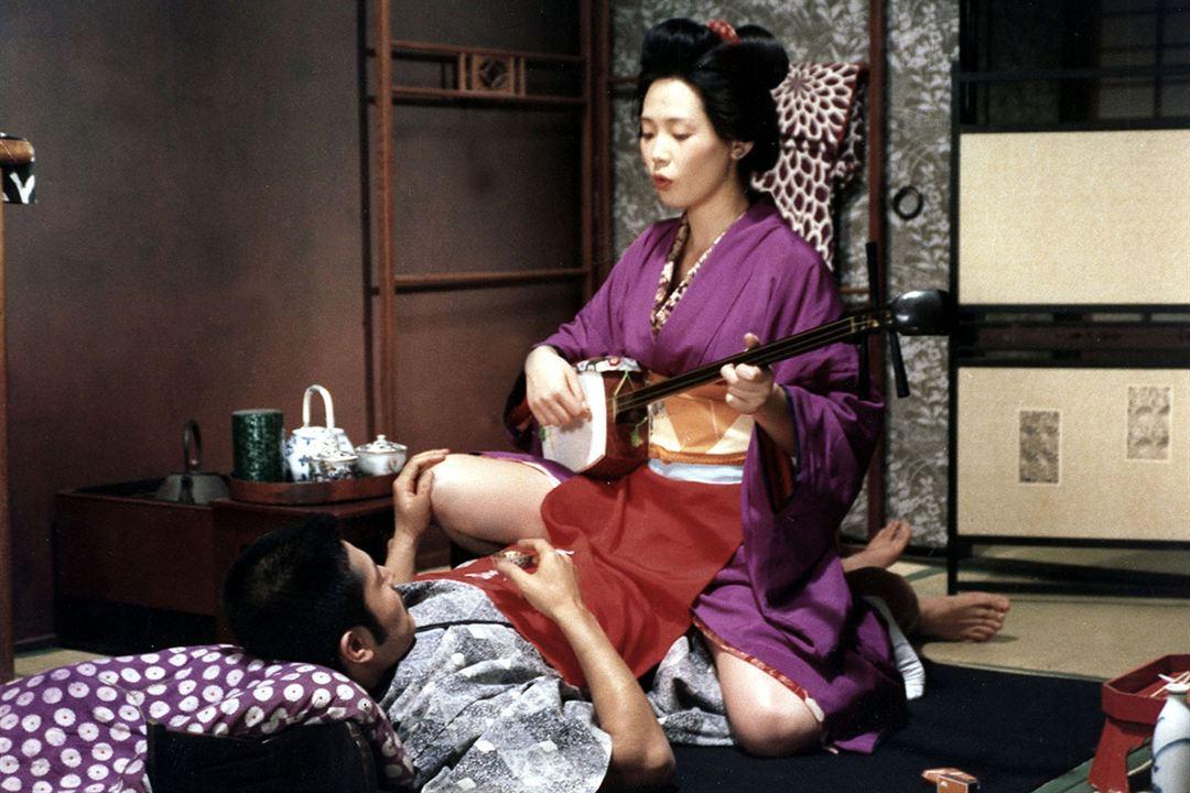 L'Empire des sens : Photo Eiko Matsuda, Tatsuya Fuji