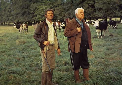 La Horse : Photo Jean Gabin, Pierre Granier-Deferre