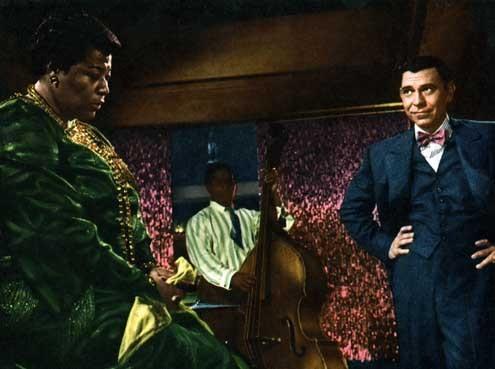 La Peau d'un autre : Photo Ella Fitzgerald, Jack Webb
