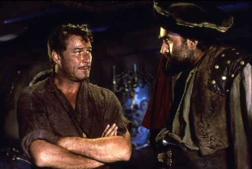 Le Vagabond des mers : Photo Errol Flynn, William Keighley