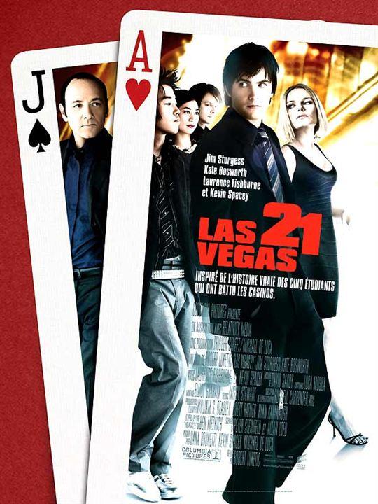 Las Vegas 21 : Affiche
