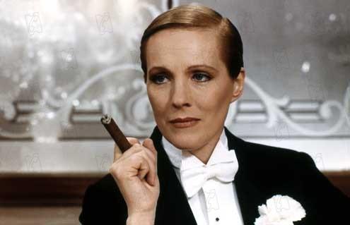 Victor Victoria : Photo Julie Andrews