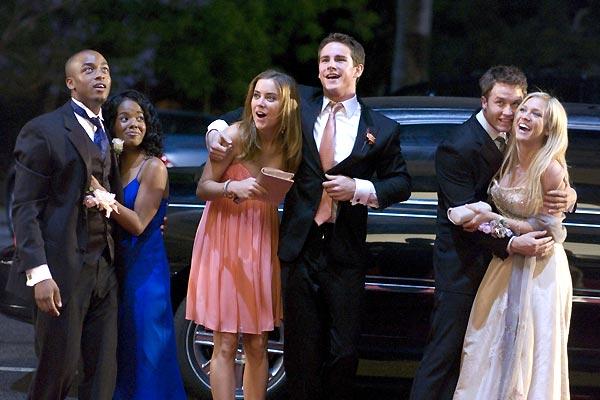 Prom Night - le bal de l'horreur : Photo Brittany Snow, Collins Pennie, Dana Davis, Jessica Stroup, Kelly Blatz