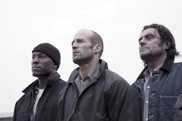 Course à la mort : Photo Ian McShane, Jason Statham, Tyrese Gibson