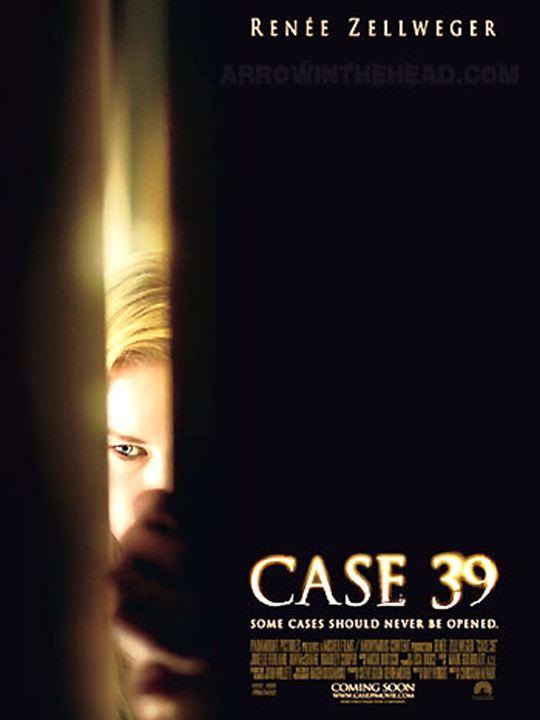 Le Cas 39 : Affiche