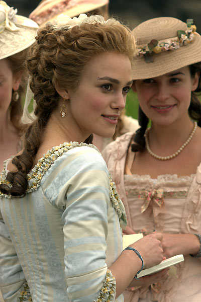 The Duchess : Photo Keira Knightley, Saul Dibb