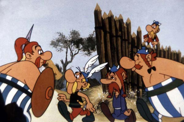 Astérix le Gaulois : photo