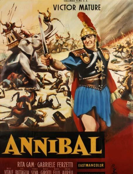 Annibal : Photo Edgar G. Ulmer, Victor Mature