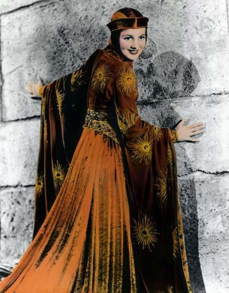 Les Aventures de Robin des Bois : Photo Michael Curtiz
