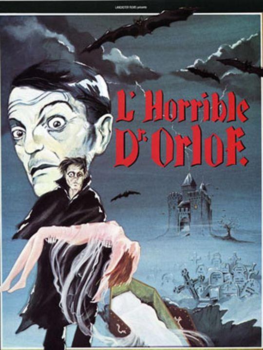 L'Horrible Docteur Orloff : affiche